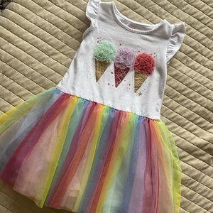 Epic threats toddler dress